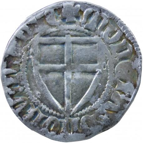 Zakon krzyżacki - Szeląg krzyżacki Konrad III von Jungingen