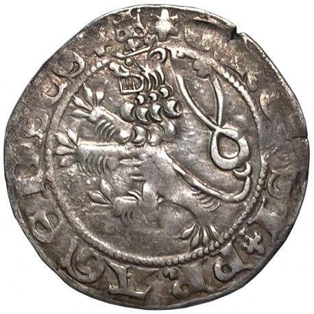 Czechy - Jan I Luksemburski 1310-1346, grosz praski