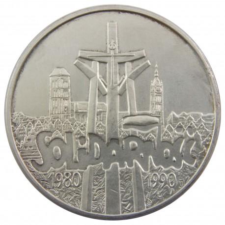100000zł Solidarność typ A, Stan 1-