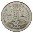 200000zł Warneńczyk popiersie , w holderze, stan 2