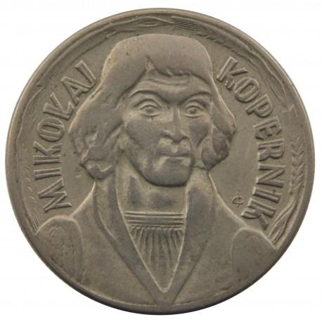 10zł Mikołaj Kopernik 1968, stan 3
