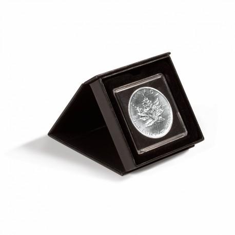 Prezentacyjne etui AIRBOX na monetę w kapsule quadrum