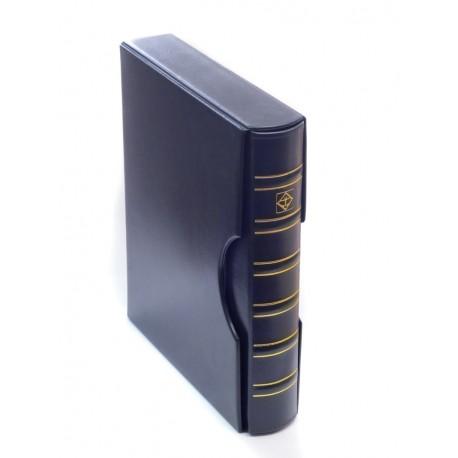 Album do banknotów GRANDE Leuchtturm, niebieski