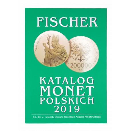 Katalog monet Fischer 2019