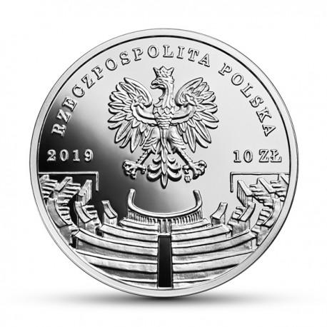10 zł Wielcy polscy ekonomiści – Roman Rybarski