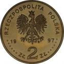 Monety 2 zł GN - 1997