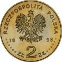 Monety 2 zł GN - 1998