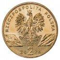 Monety 2 zł GN - 2001