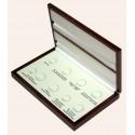 Kasety rocznikowe monety złote