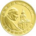 Monety z papieżem