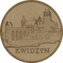 Monety 2 zł - historyczne miasta
