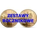 Zestawy rocznikowe monet 2 zł GN