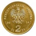 Monety 2 zł GN - 2004