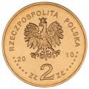 Monety 2 zł GN - 2010