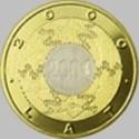 Monety 2 zł GN - 2000